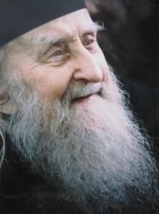 Архимандрит Софроний (Сахаров), один из великих подвижников нашего времени.